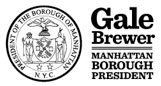 Manhattan Borough President logo
